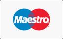 We accept Maestro