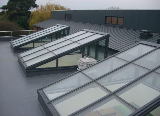 Northlight Rooflights