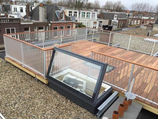 The Benefits of Automatic Opening Ventilation (AOV) rooflights