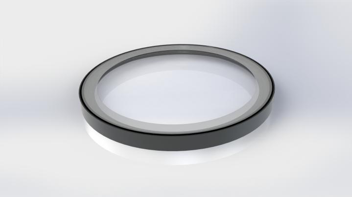 Circular Rooflight