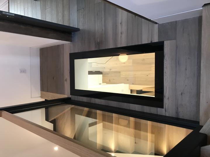 Internal Walk On Glass Floor Rooflight Solutions