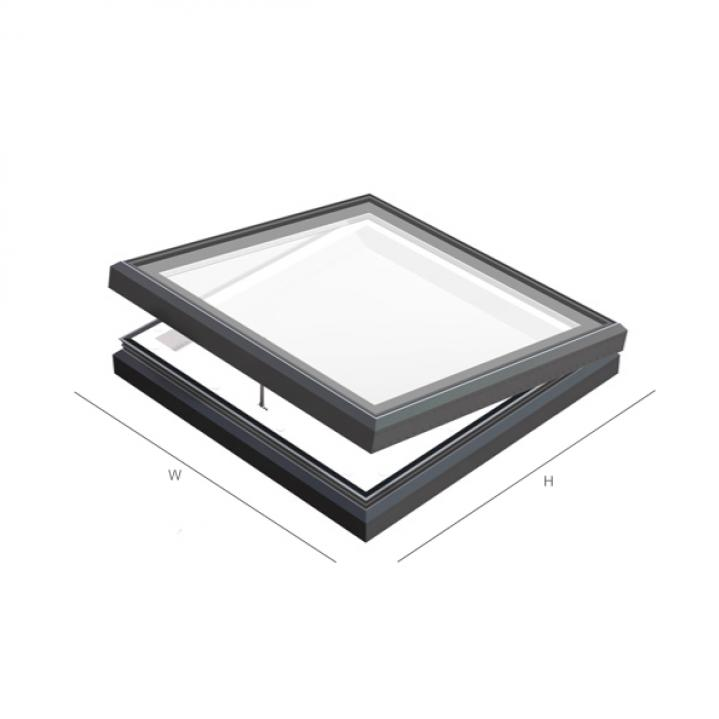 Manual Opening Rooflight