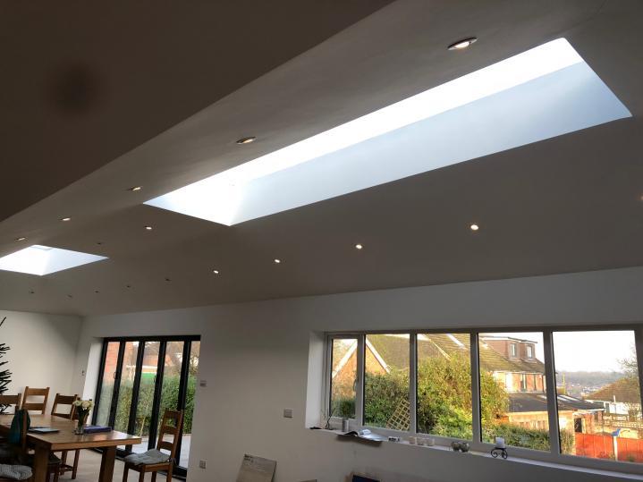 Sbd Flat Glass Rooflight Rooflight Solutions