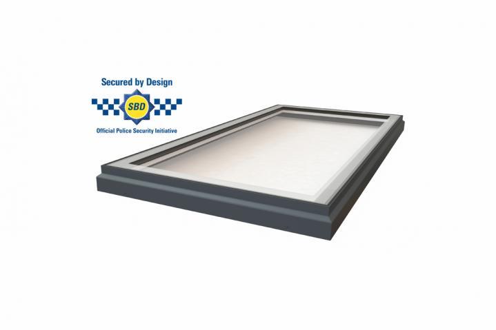 Protect Flatglass Rooflights