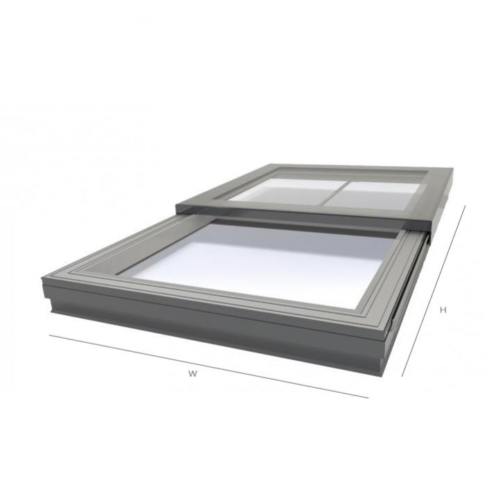 Sliding Rooflight