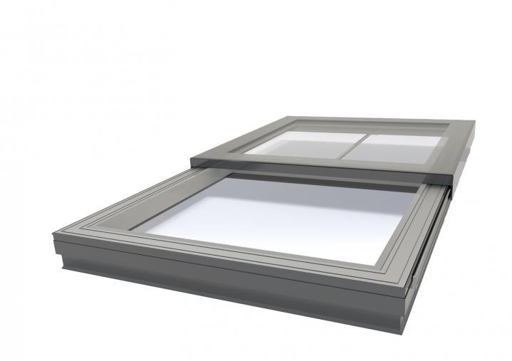 Sliding Rooflight