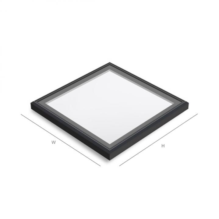 Standard Flat Glass Rooflight